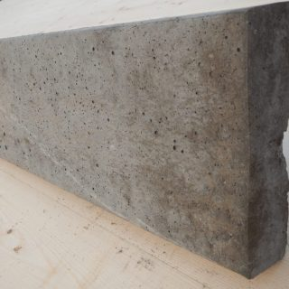 150mm (1.8mtr) concrete gravel board