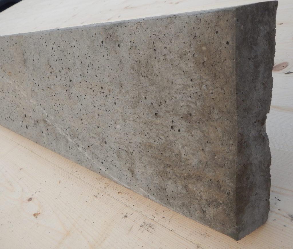 150mm (1.8mtr) concrete gravel board
