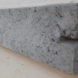 3m concrete gravel board