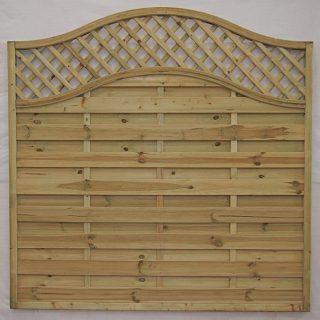 omega lattice panel