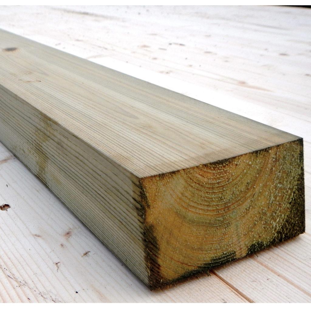 wall timber