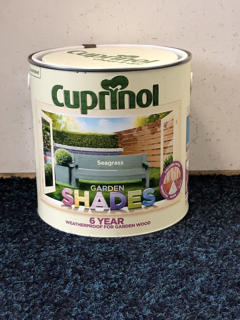 CUPRINOL SHADES